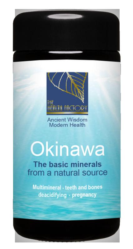 Okinawa Basic Minerals 100g