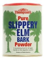 Pure Slippery Elm Bark Powder 100g