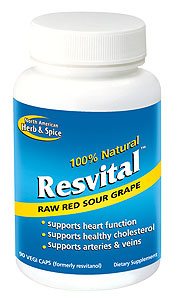 Resvital 120g powder - (ordered upon request)