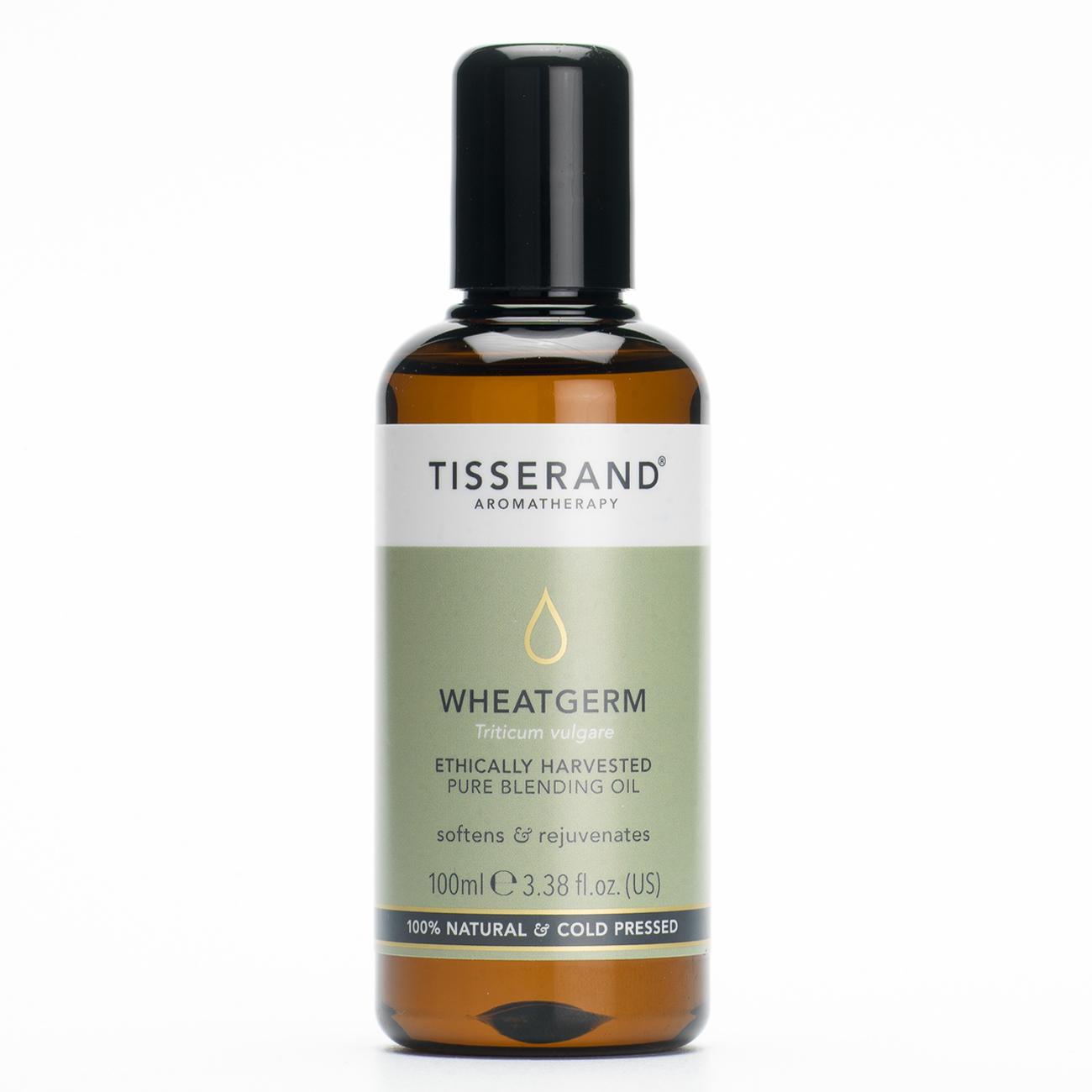 Wheatgerm Ethically Harvested Pure Blending Oil 100ml