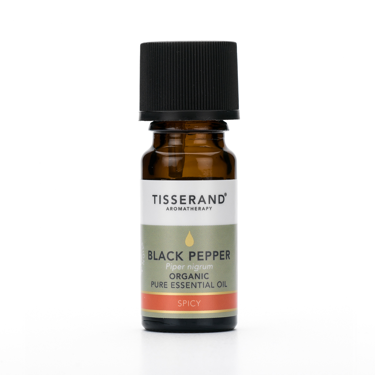Black Pepper Organic Pure Essential Oil 9ml