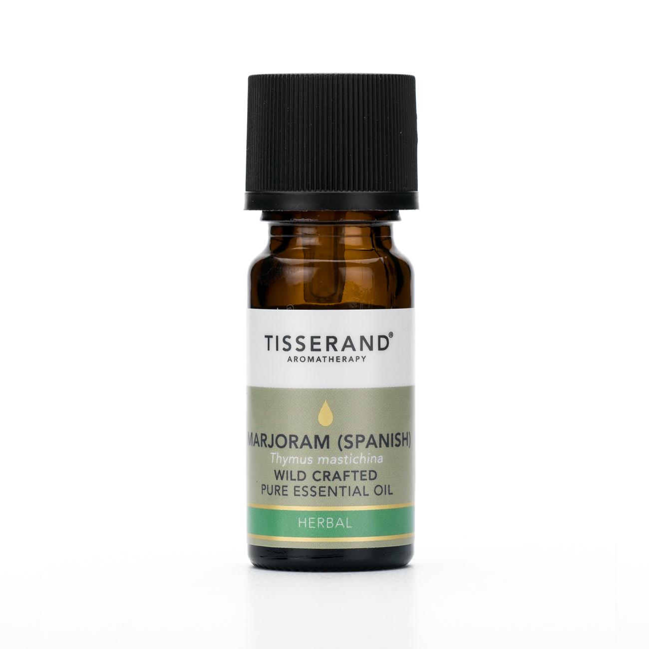 Wild Crafted Marjoram (Spanish) Pure Essential Oil 9ml