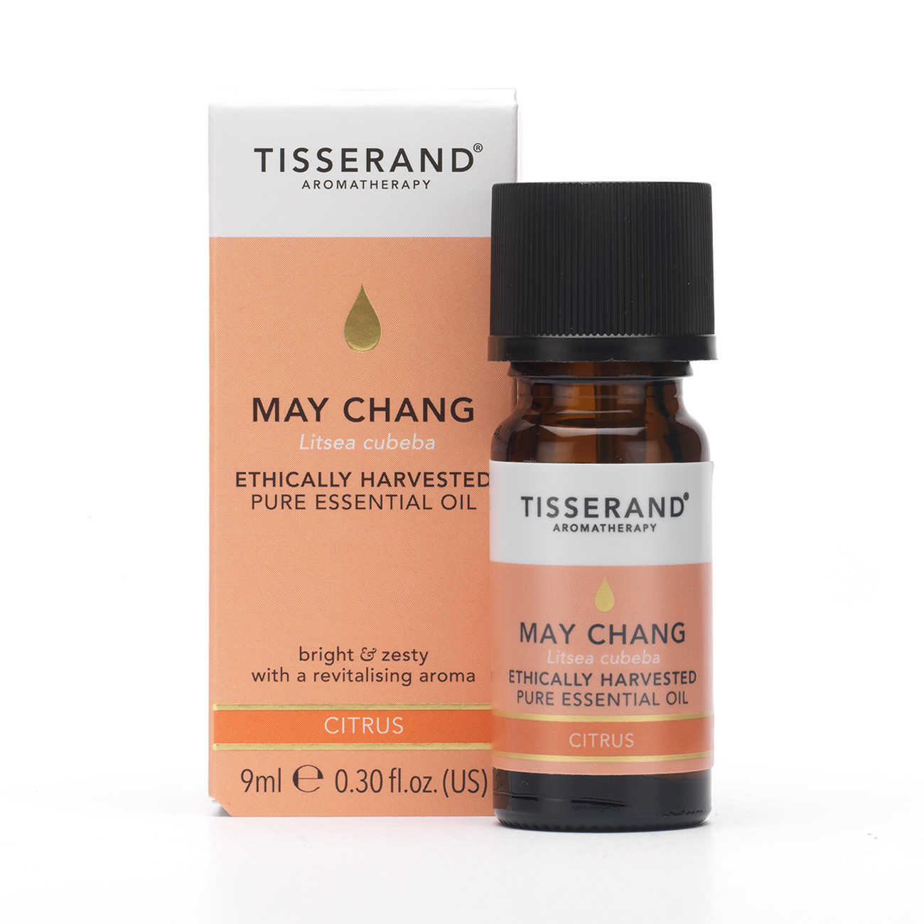 May Chang Ethically Harvested Pure Essential Oil 9ml