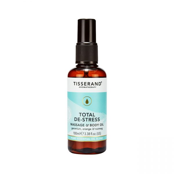 Total De-Stress Massage & Body Oil 100ml