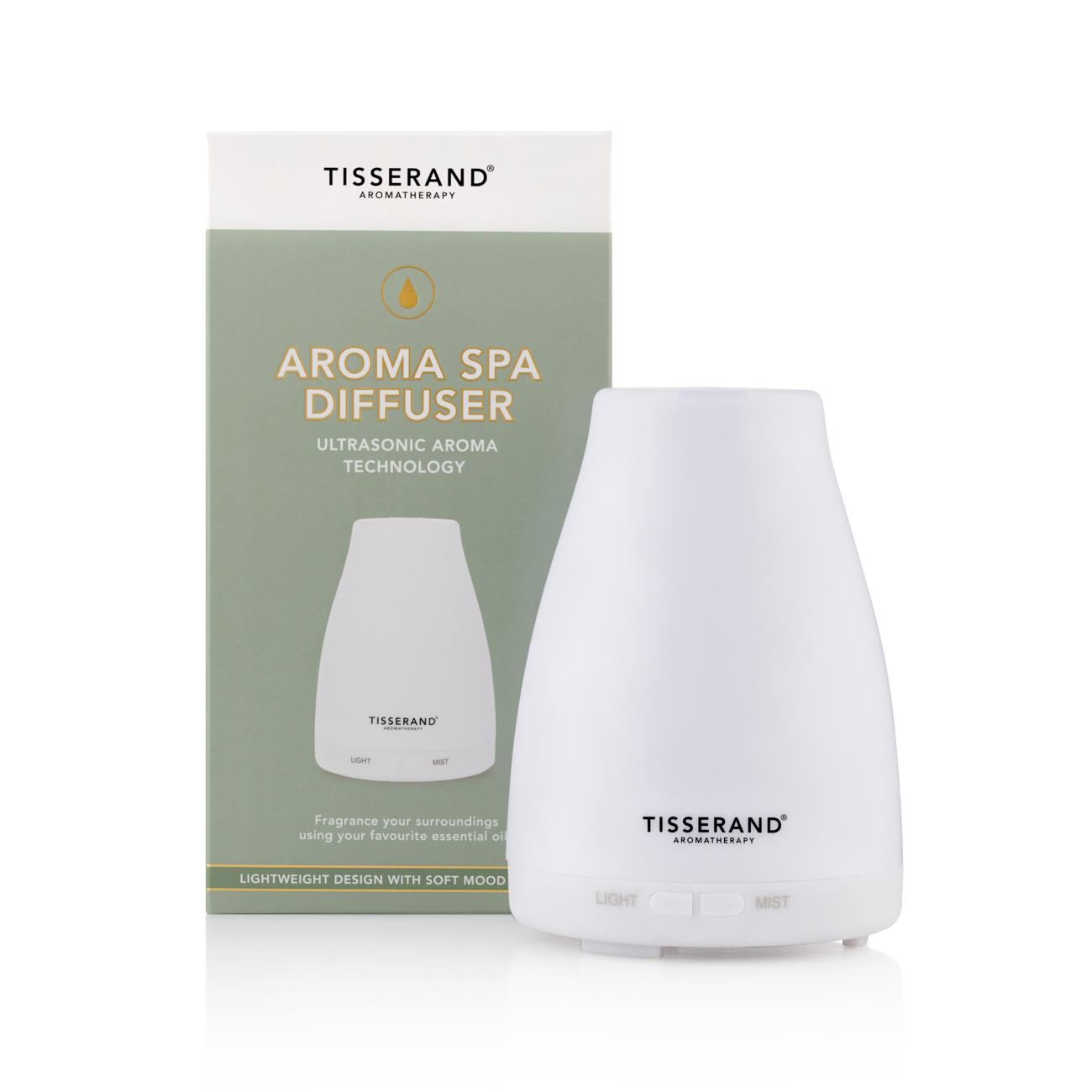 Aroma Spa Diffuser