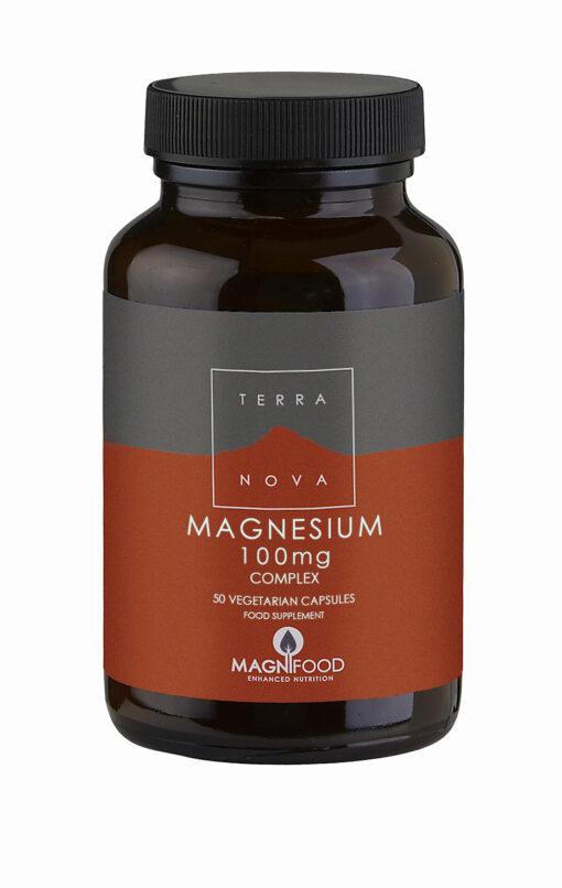Magnesium 100mg Complex 100's