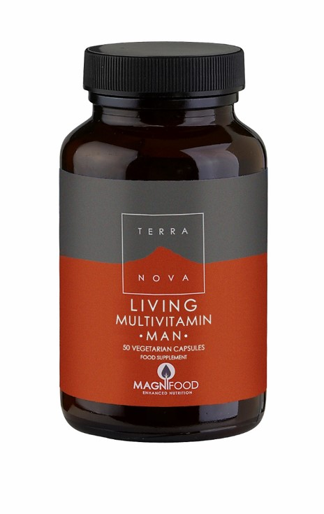Living Multivitamin Men 50's (Currently Unavailable)