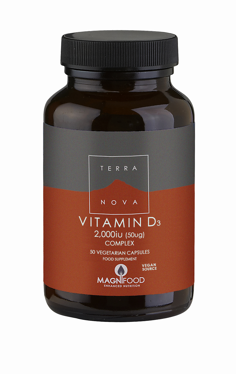 Vitamin D3 2000iu Complex 50's