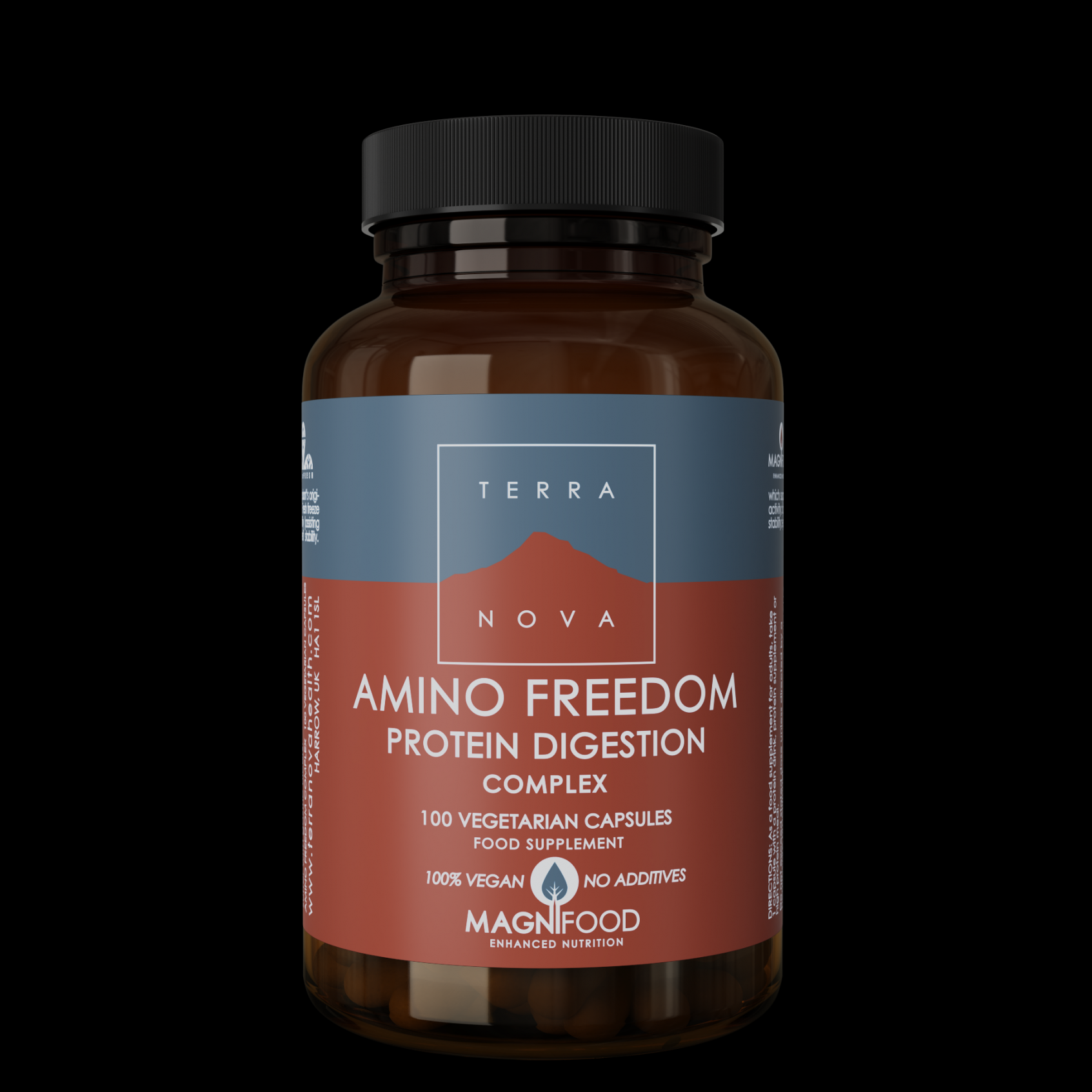 Amino Freedom Protein Digestion Complex 100's