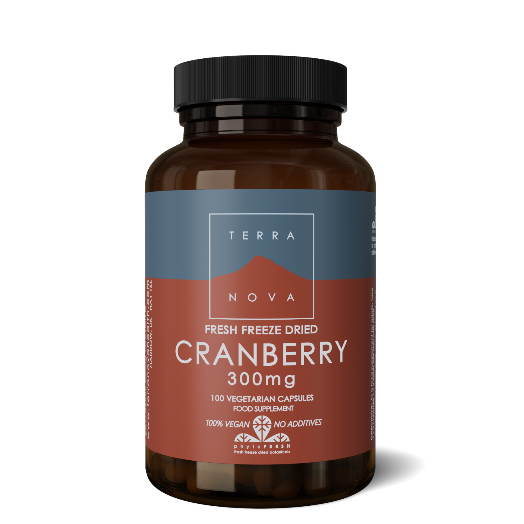 Cranberry 300mg 100's