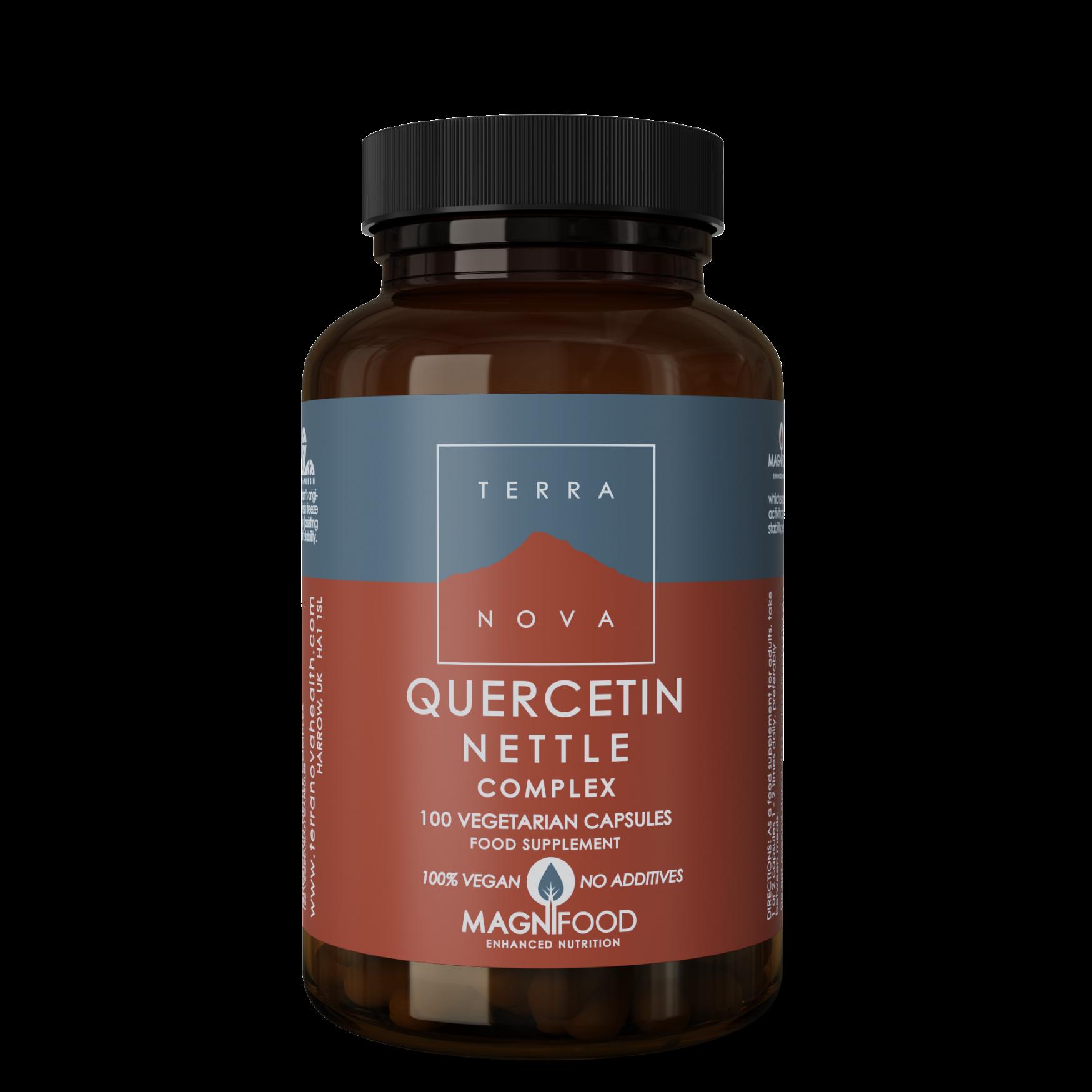 Quercetin Nettle Complex 100's