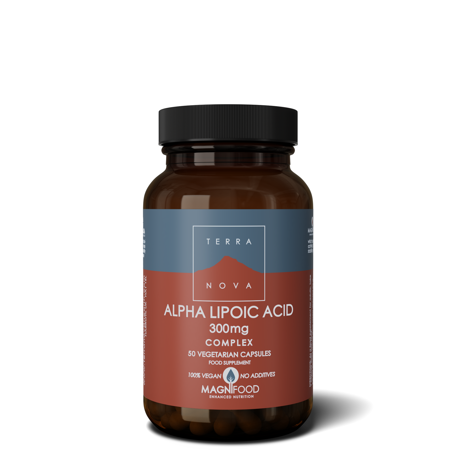 Alpha Lipoic Acid 300Mg Complex 50's
