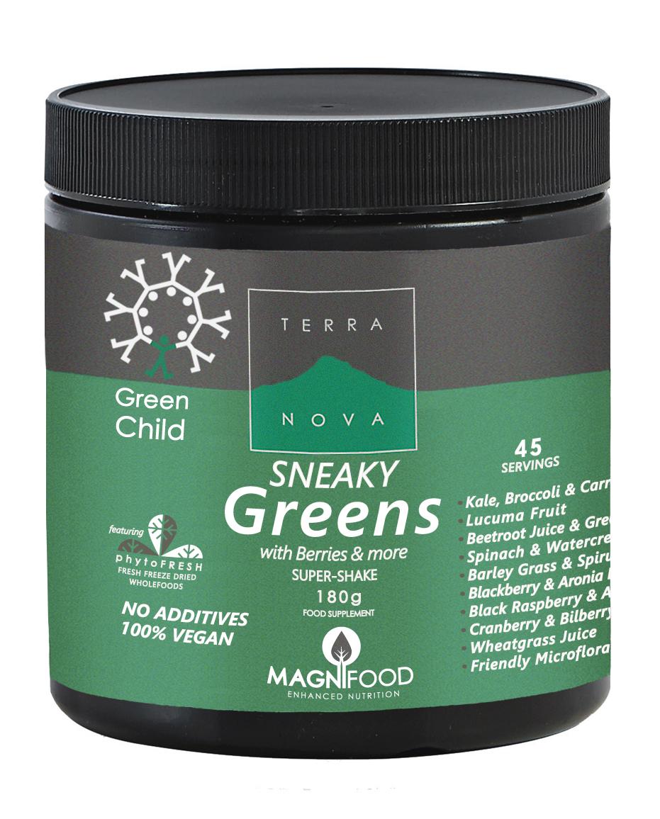 Green Child Sneaky Greens Super Shake 180g