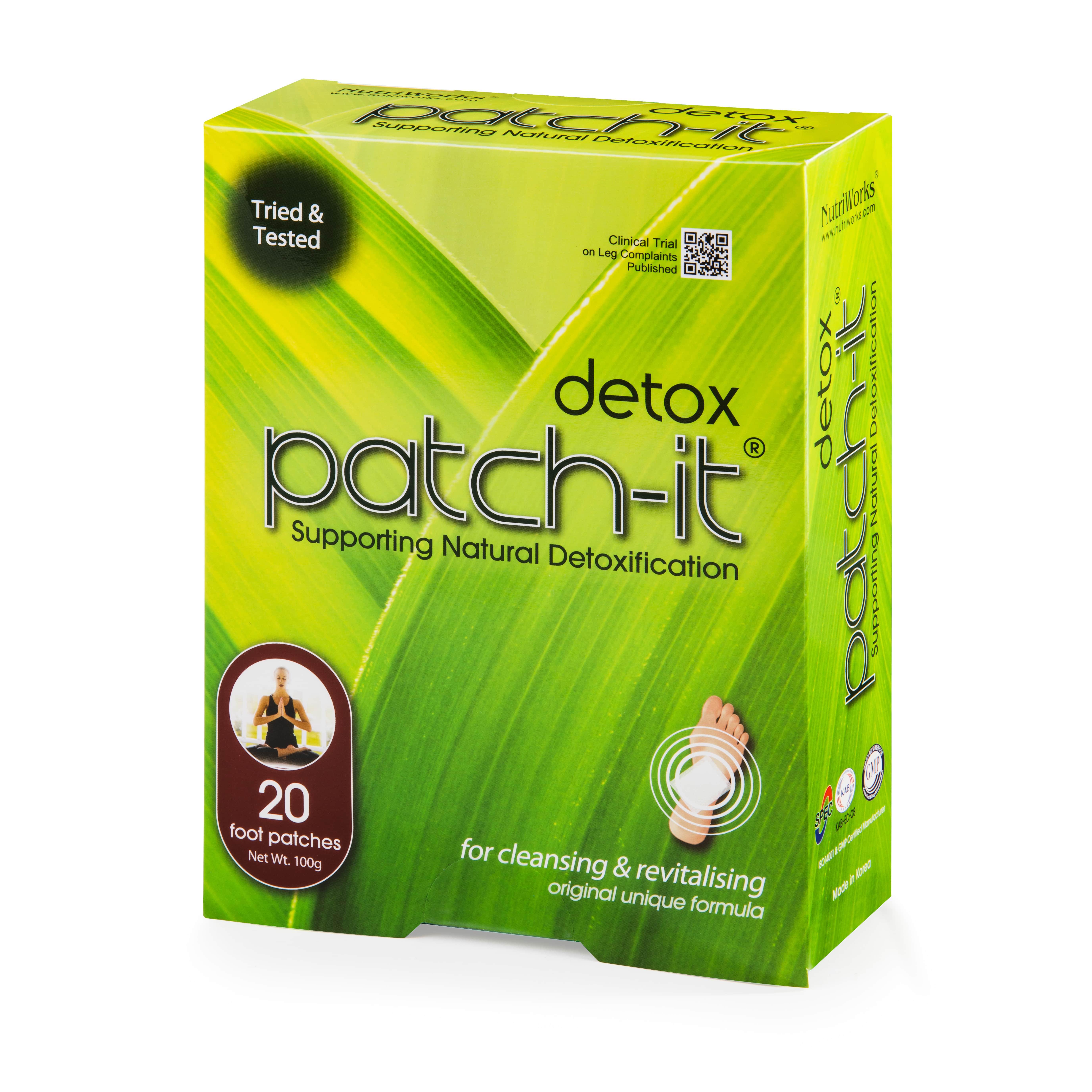 Detox Patch-it - 20 Patches