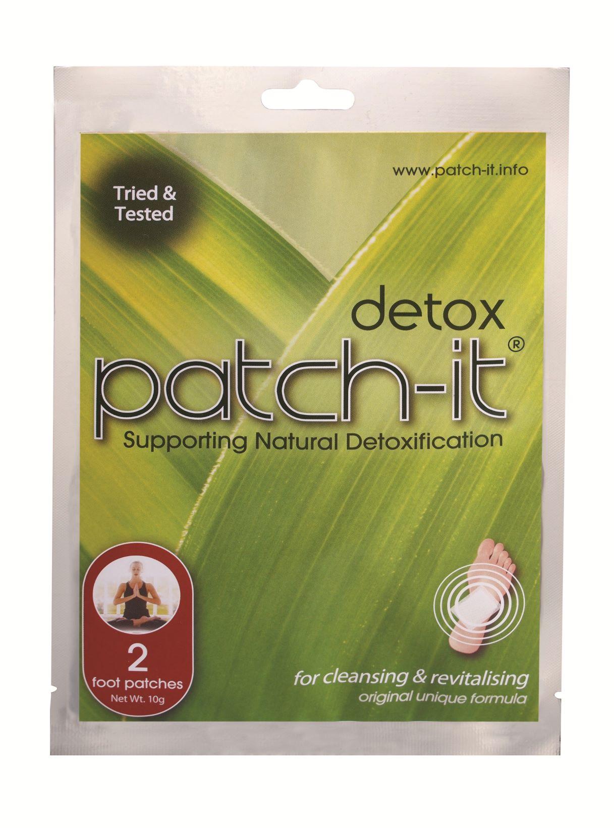 Detox Patch-it - 2 Patches