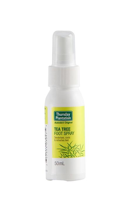 Tea Tree Foot Spray 50ml