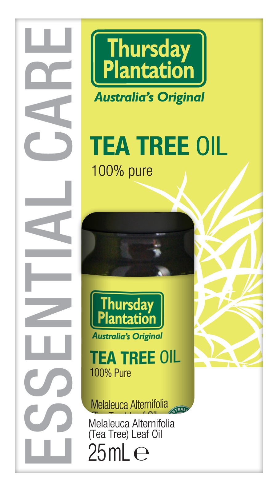 Tea Tree Oil 100% Pure 25ml