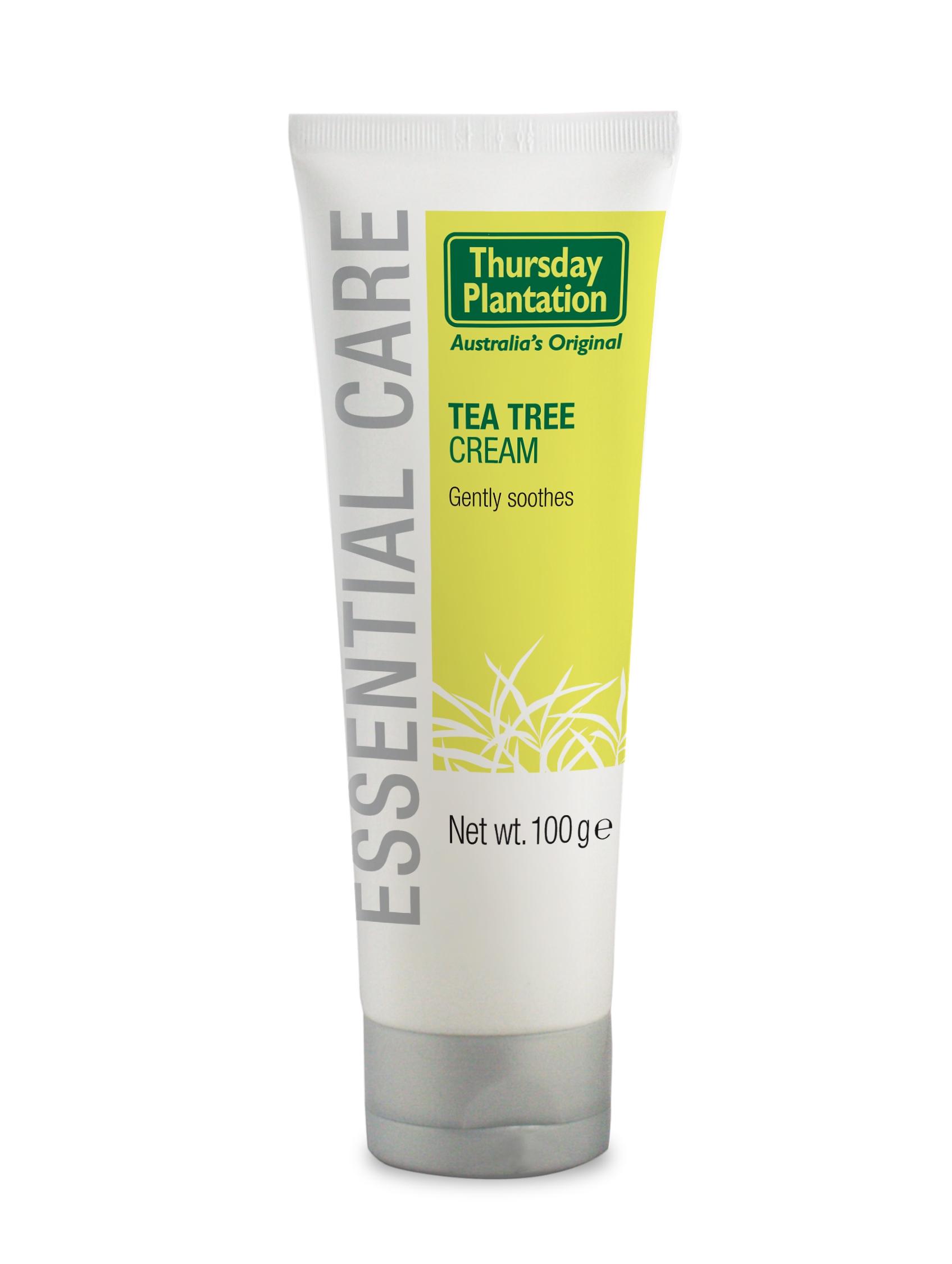 Tea Tree Cream 100g (Currently Unavailable)