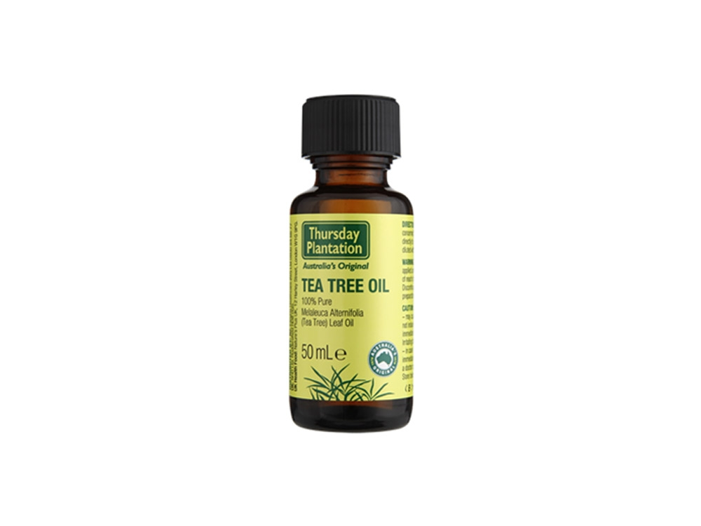 Tea Tree Oil 100% Pure 50ml