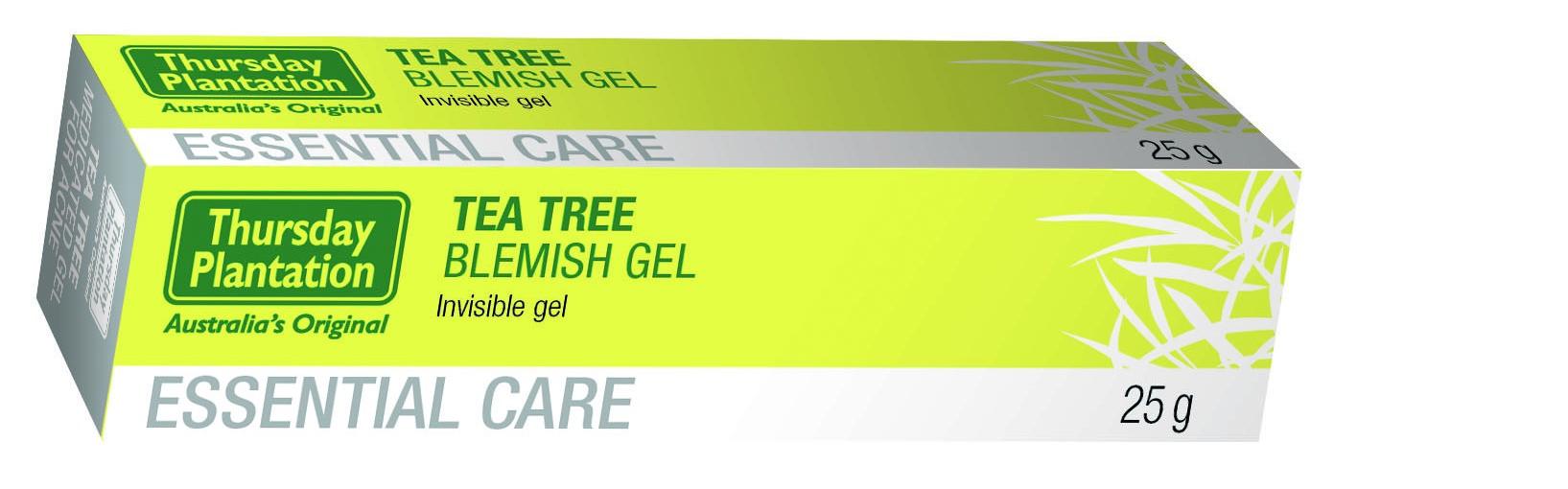Tea Tree Blemish Gel 25g