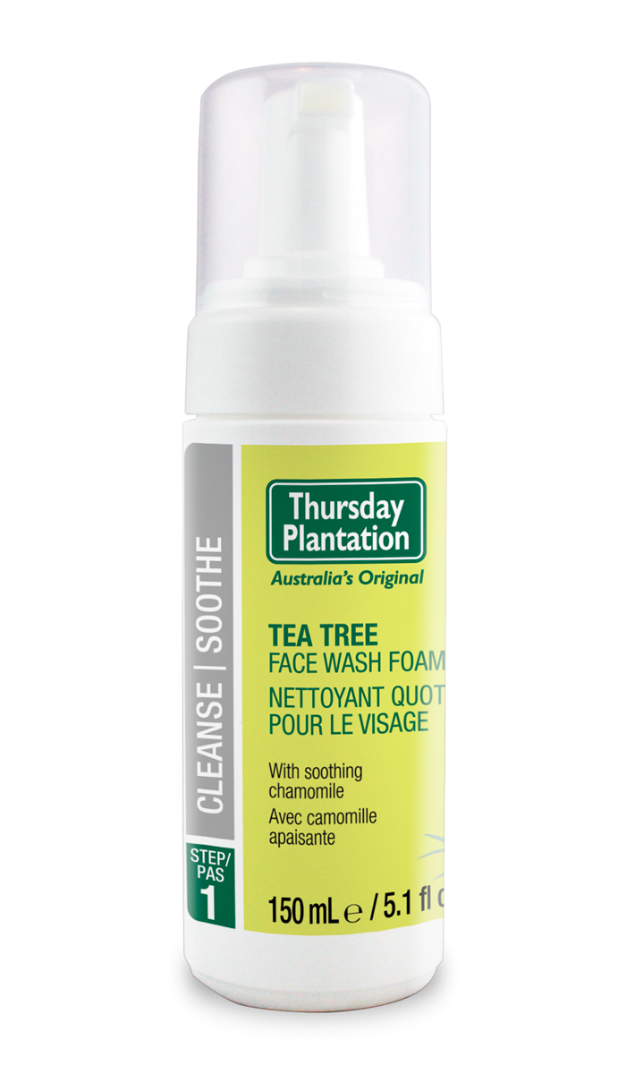 Tea Tree Face Wash Foam 150ml (Currently Unavailable)