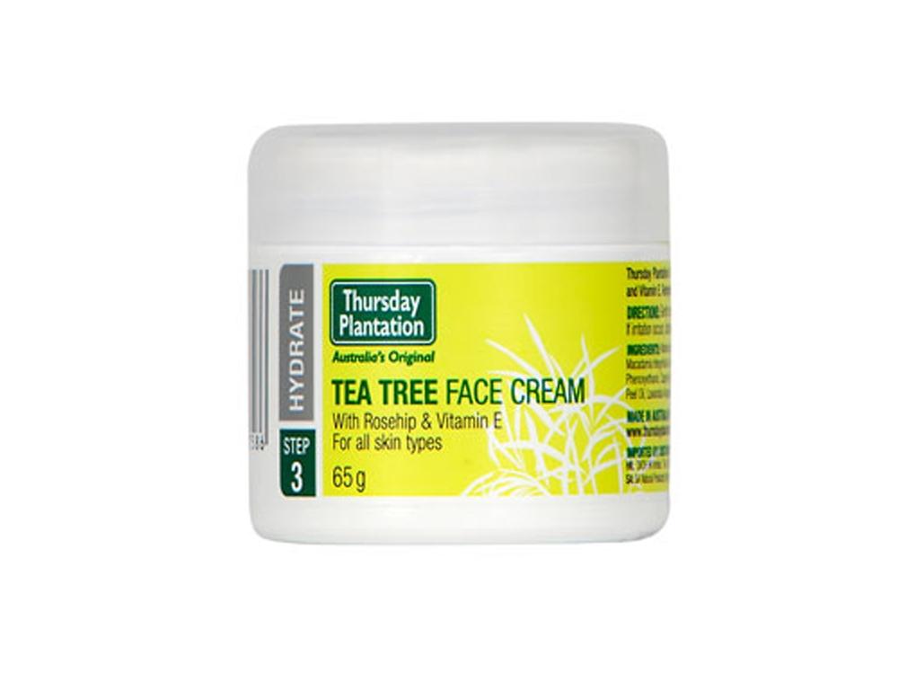 Tea Tree Face Cream 65g