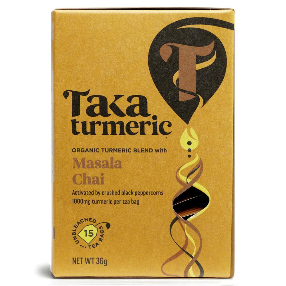 Masala Chai Teabags 15's