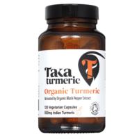 Organic Turmeric 120's