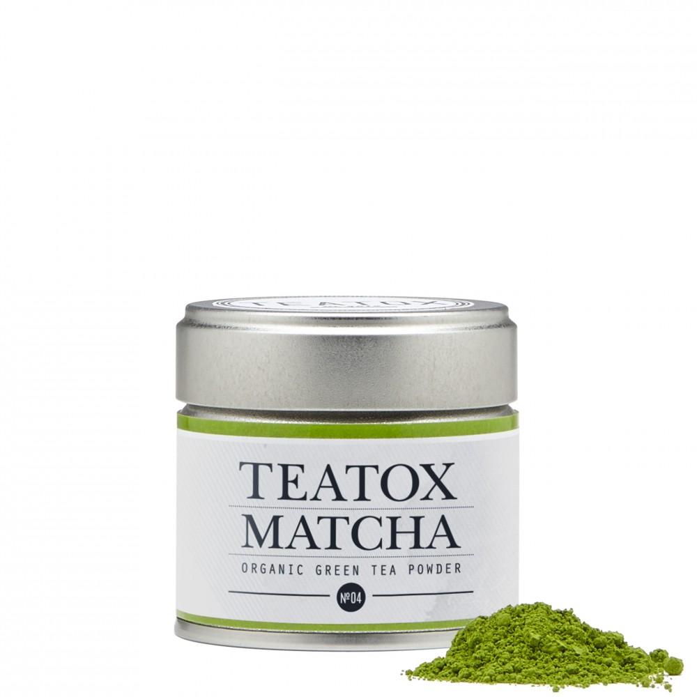 Teatox Matcha Green Tea Powder 30g