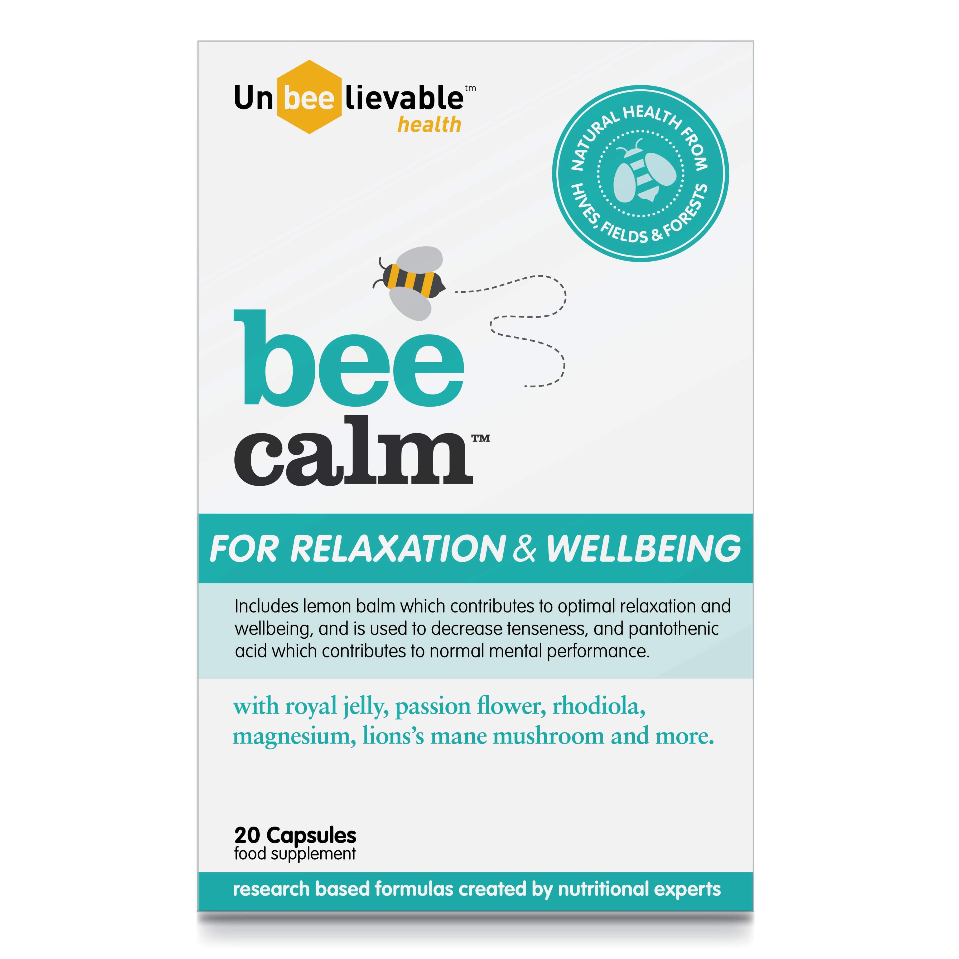 Bee Calm 20's