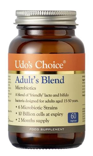 Adult's Blend Microbiotics 60's