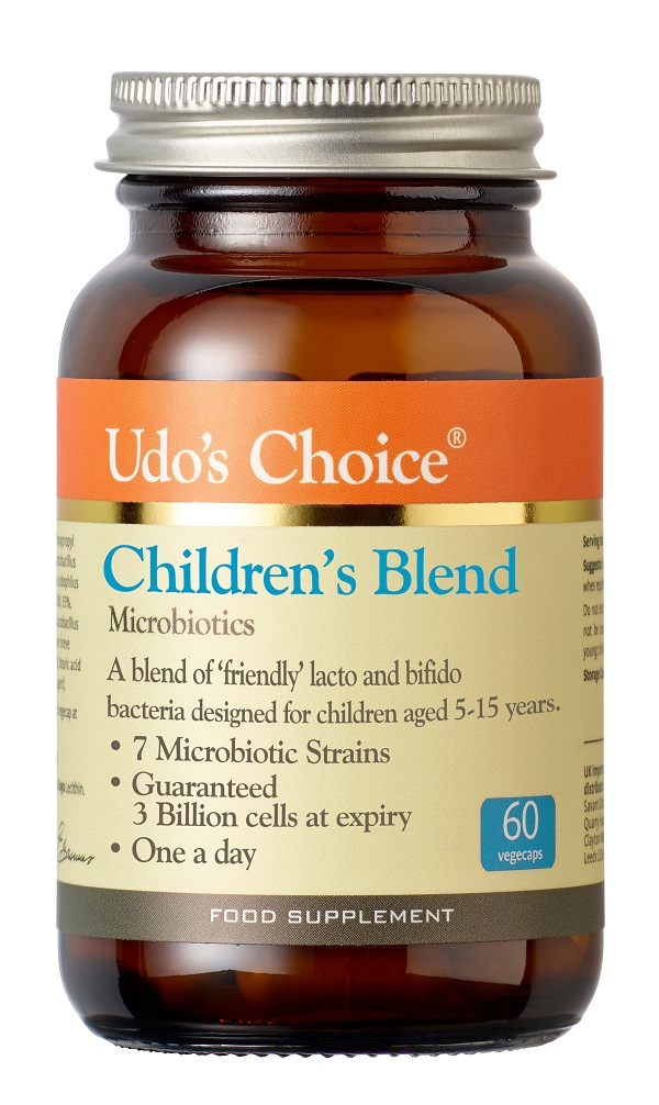 Children's Blend Microbiotics 60's