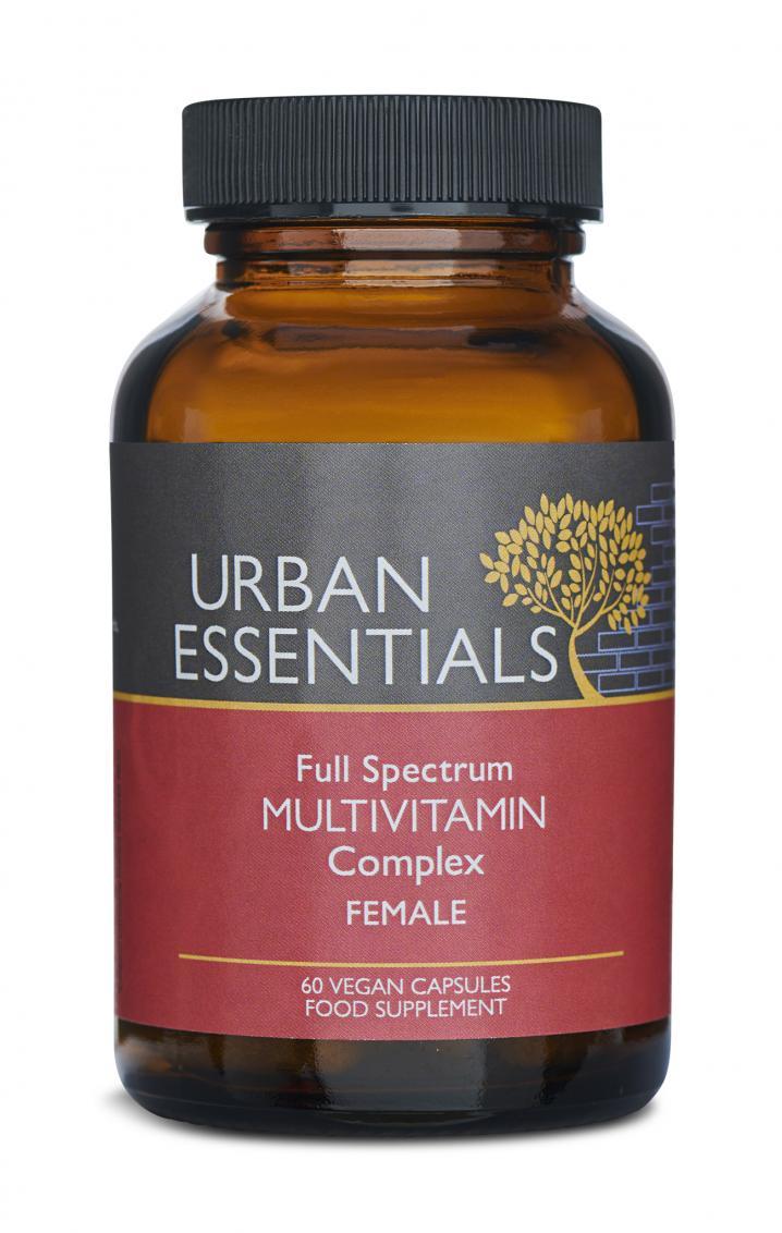 Full Spectrum Multivitamin Complex Female 60's
