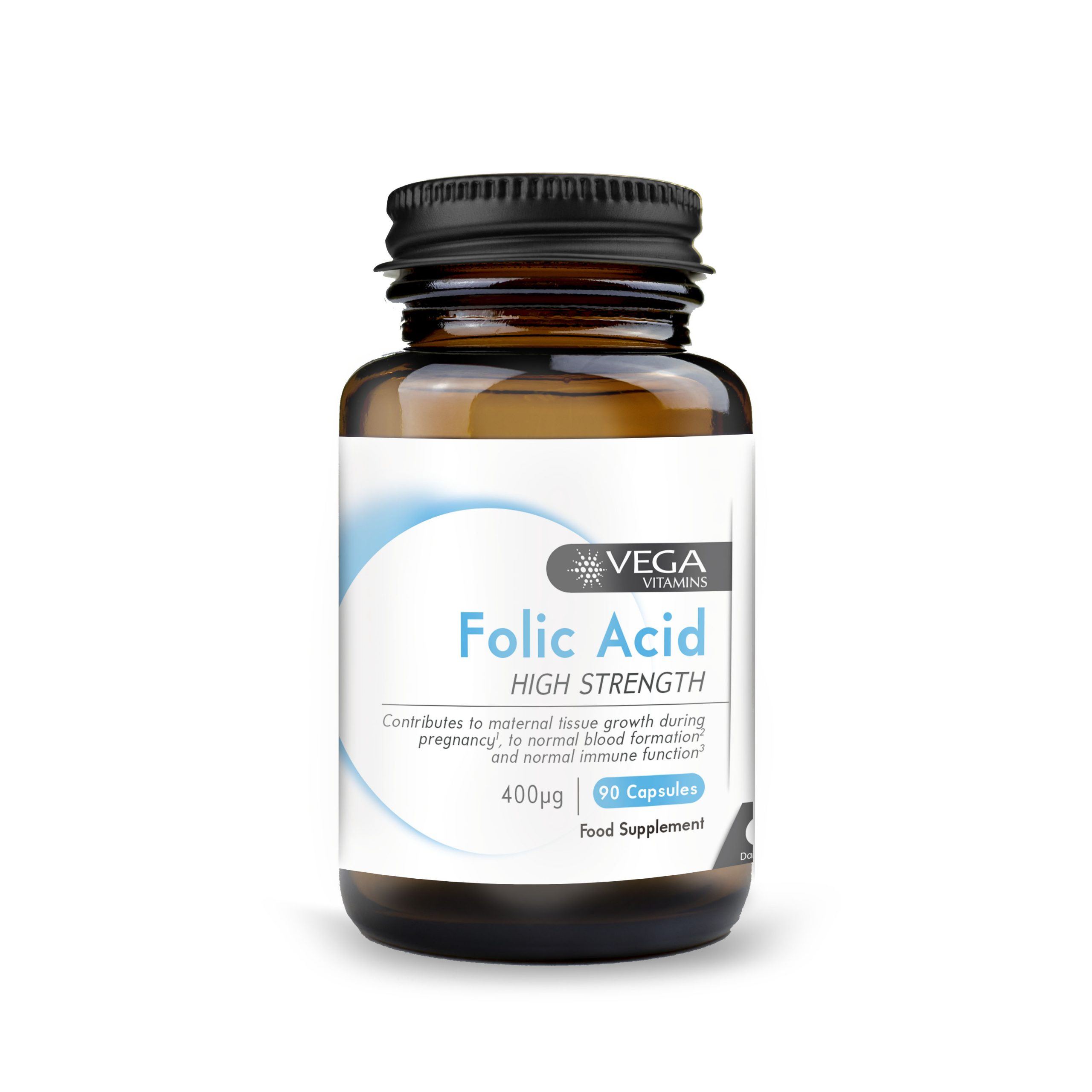 Folic Acid High Strength 90's