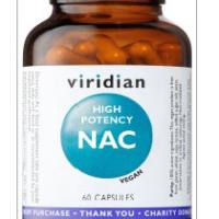 High Potency NAC 60's