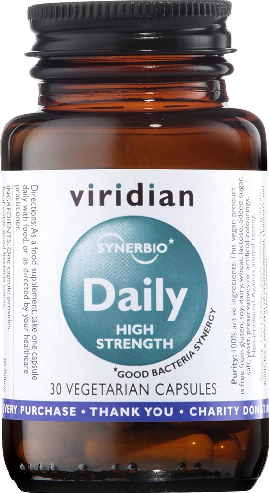 Synerbio Daily High Strength 30's
