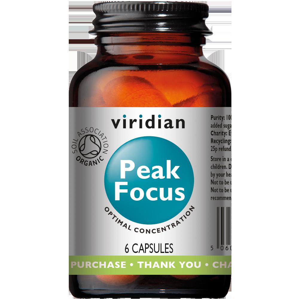 Peak Focus 6's (Currently Unavailable)
