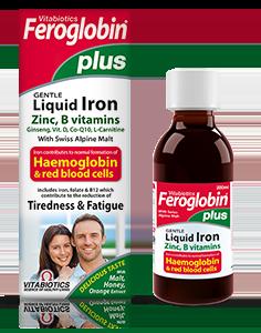 Feroglobin Plus Liquid 200ml