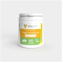 Vegan Vitamin D3 1000iu 60's