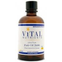 Ultra Pure Fish Oil 2600 240ml