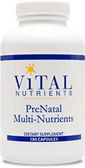 Prenatal Multi Vitamin 180's
