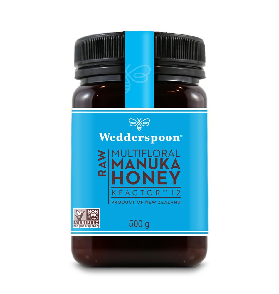 Raw Multifloral K Factor 12 Manuka Honey 500g