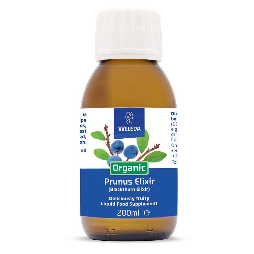 Organic Prunus Elixir (Blackthorn Elixir) 200ml