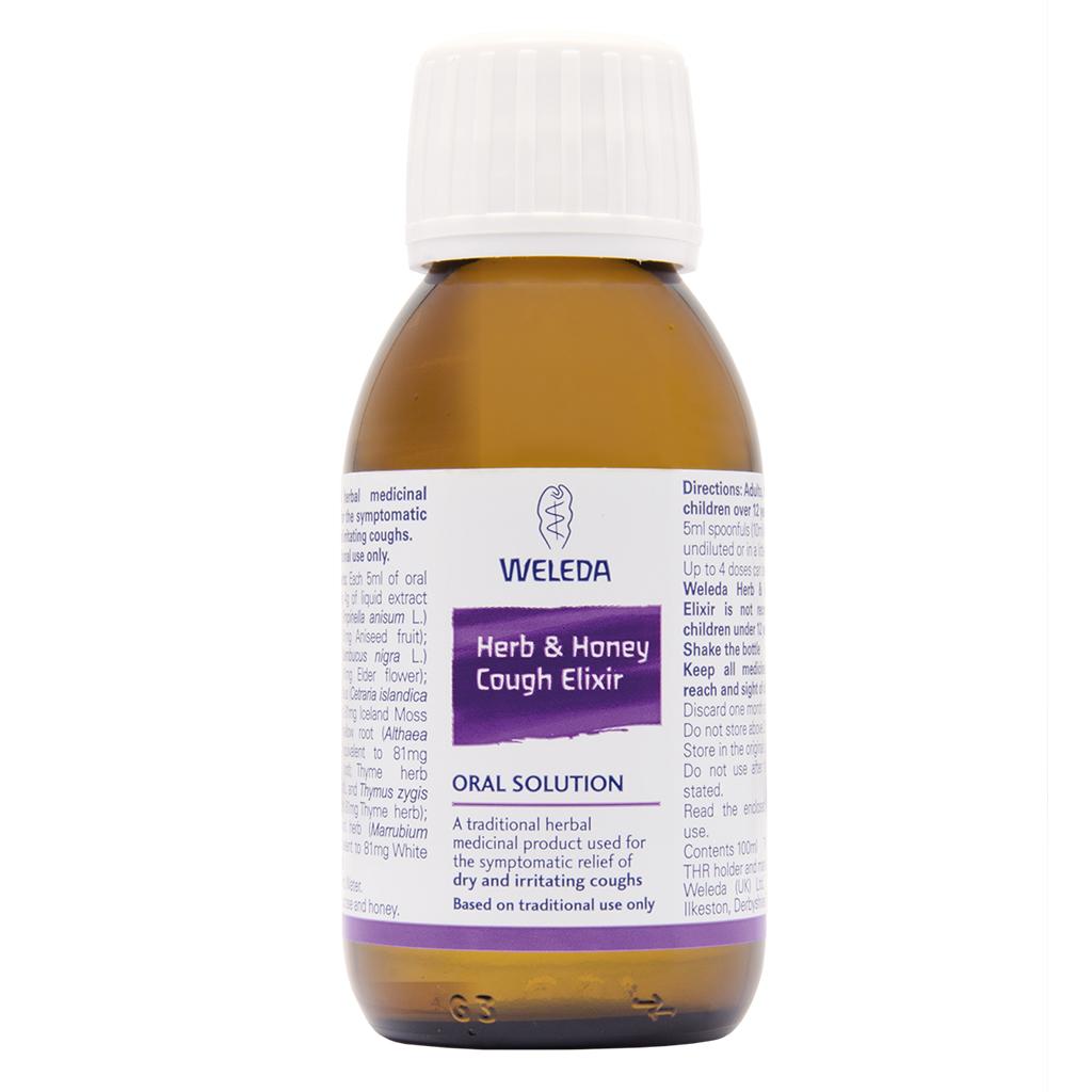 Herb & Honey Cough Elixir 100ml
