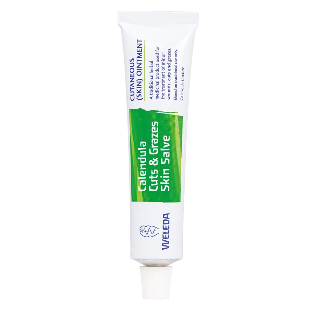 Calendula Cuts and Grazes Skin Salve 25g