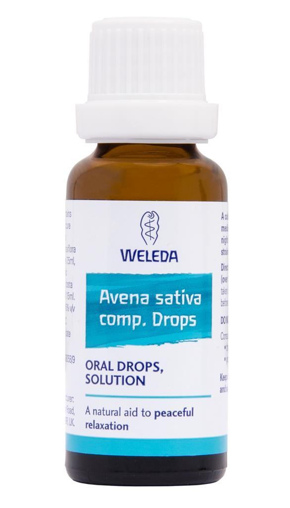 Avena Sativa Comp 25ml (Drops)