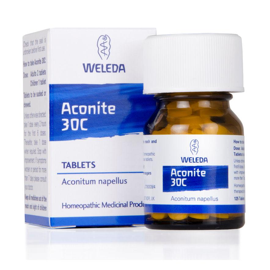 Aconite 30C 125's