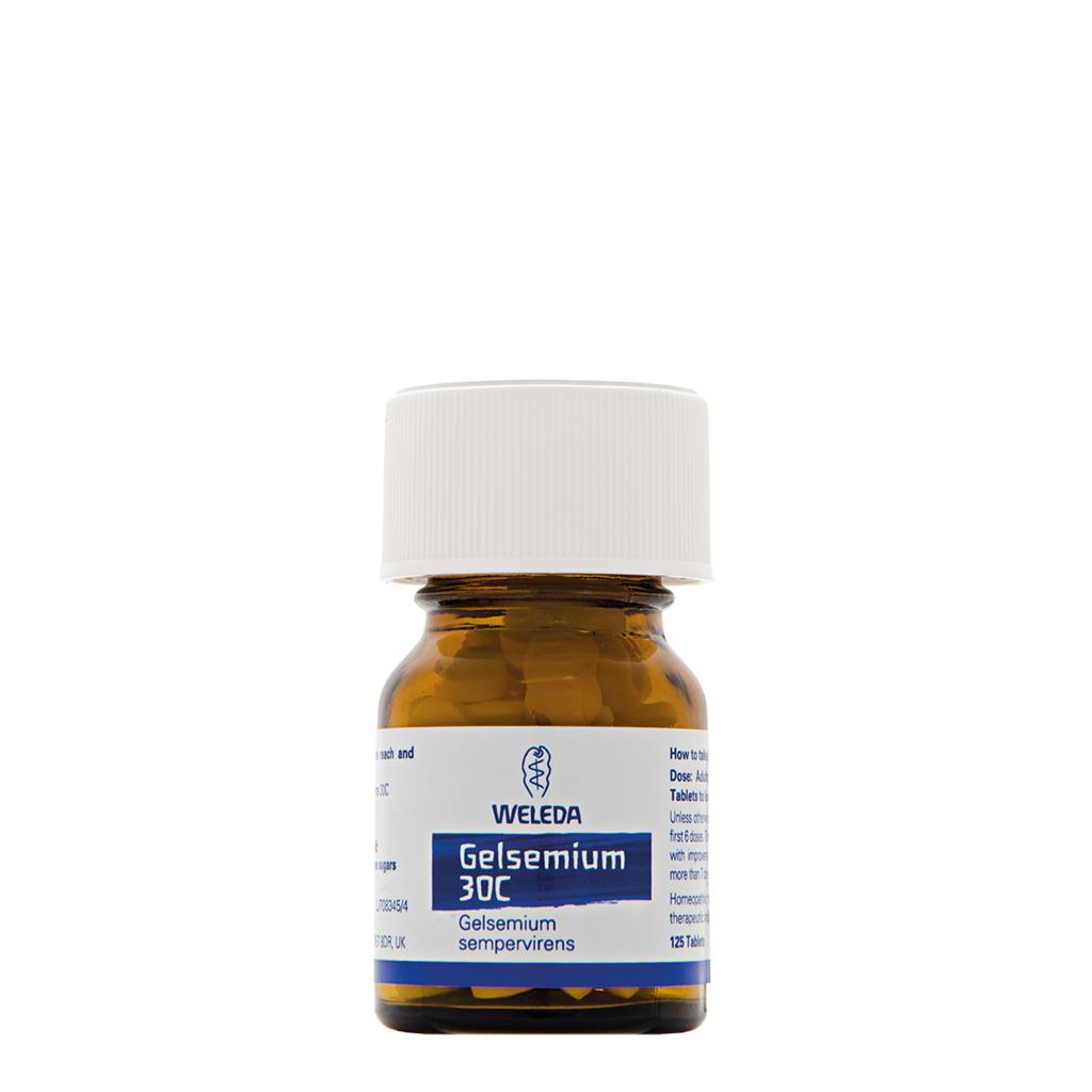 Gelsemium 30C 125's