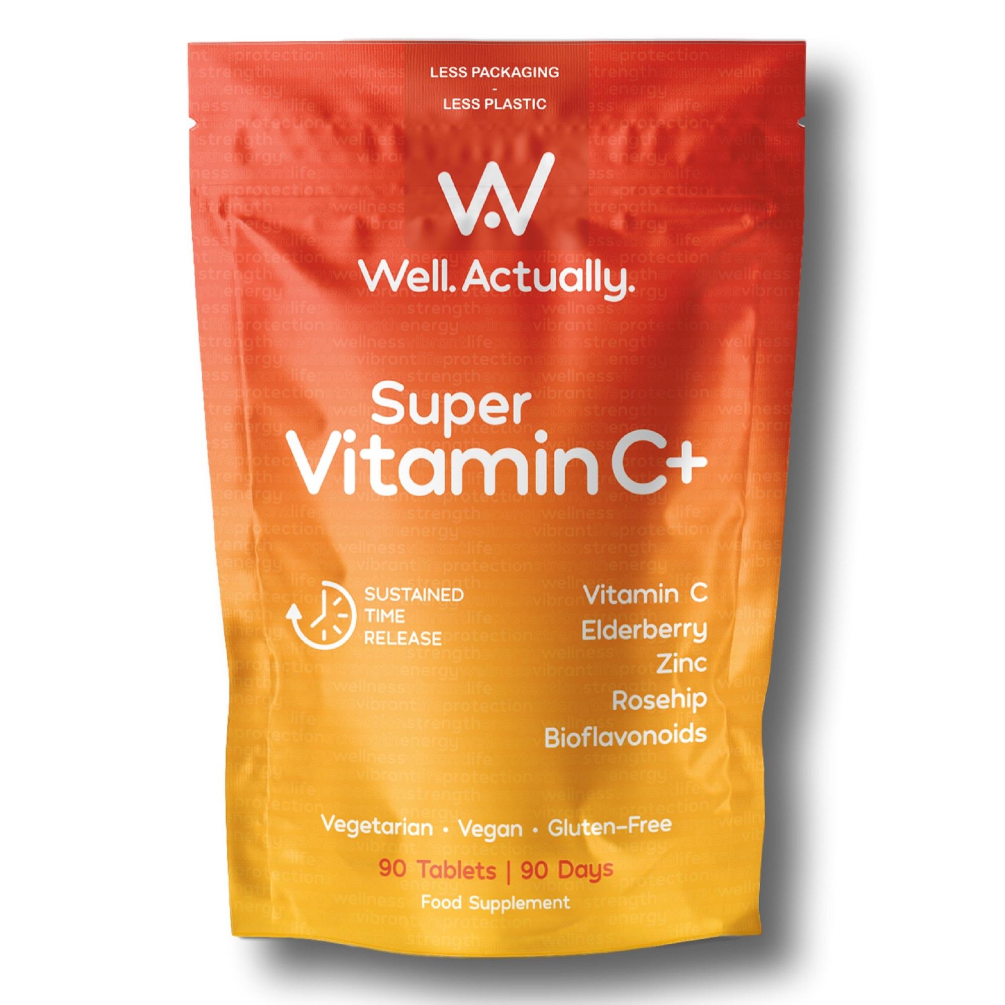 Super Vitamin C+ 90's