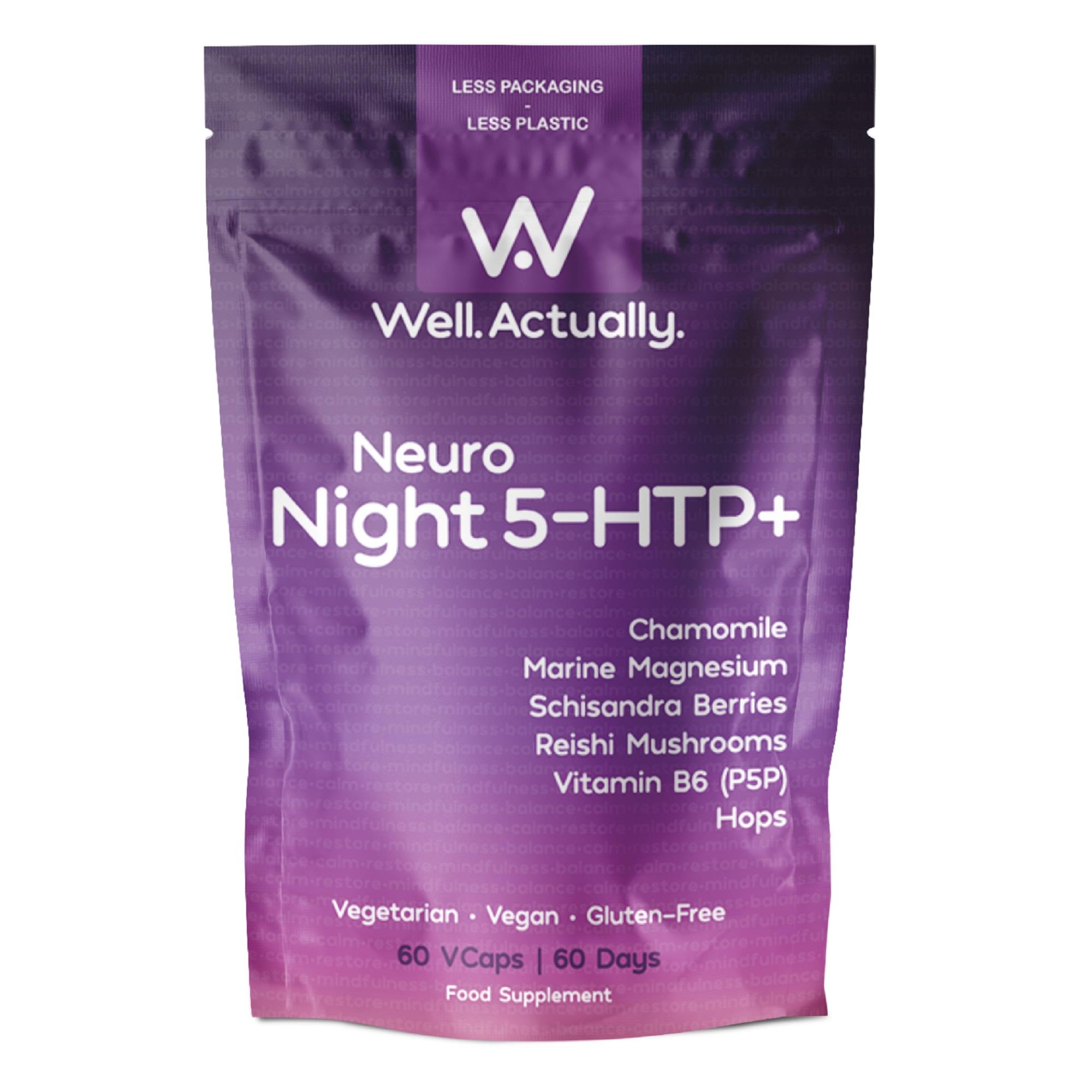 Neuro Night 5-HTP+ 60's